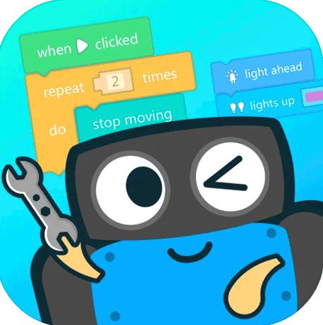 mBlock Blocklyアプリ